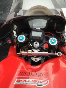 20151103 2007 ducati 1098s race binnacle