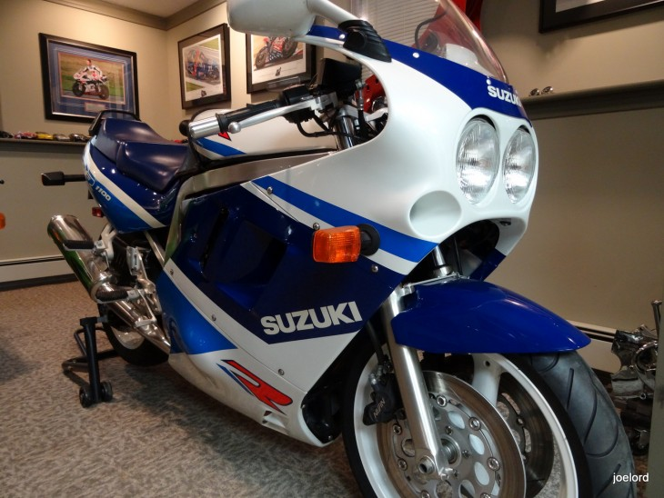 Featured Listing: 1989 Suzuki GSX-R1100