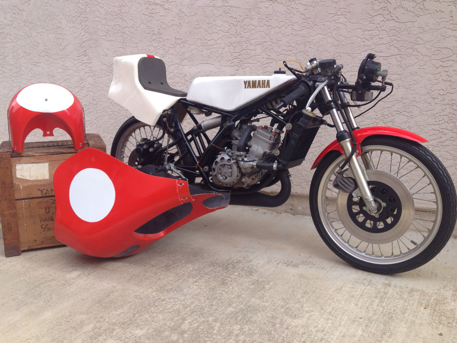 In the Beginning: 1984 Honda NS250R MC11 for Sale - Rare