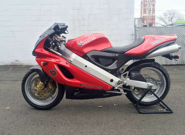 Zero Mile 1998 Bimota SB6R for Sale