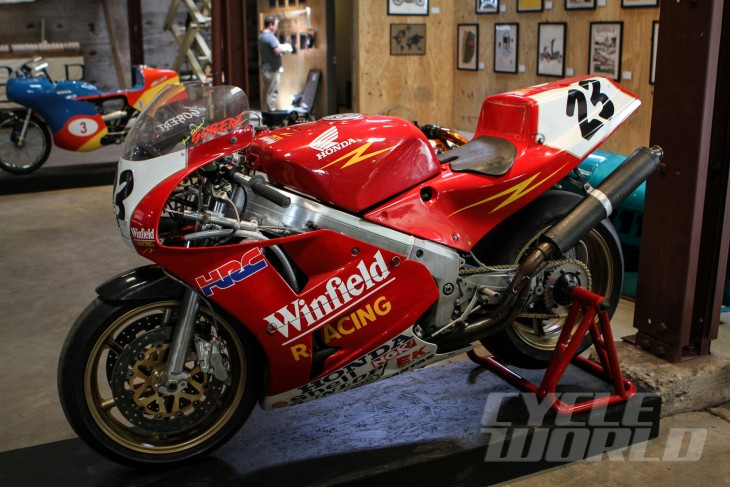 Featured Listing – 1986 Honda VFR750R / RC30 with NL0B Engine and Chassis Kit