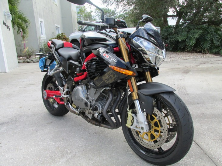 Tasty Triple: 2007 Benelli TnT for Sale