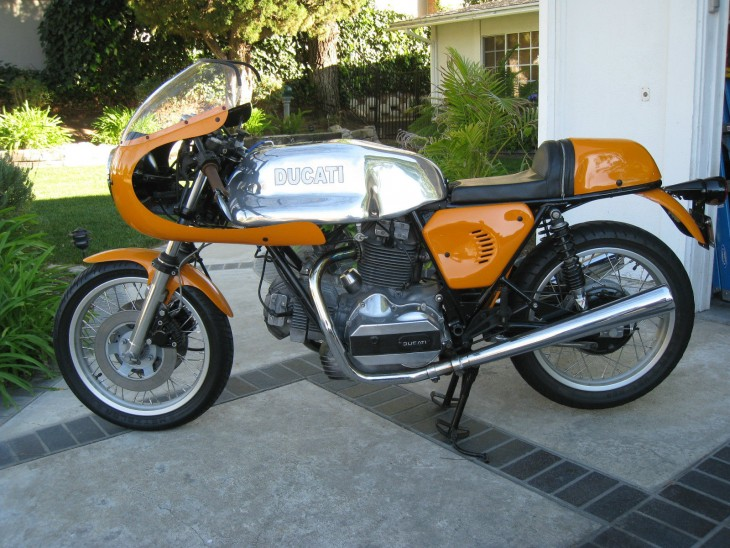 Invoking Dharma – 1978 Ducati 900 SD Custom