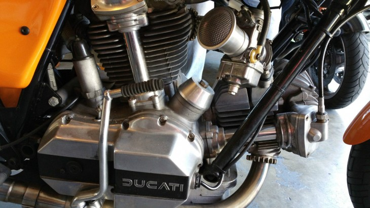 20160223 1978 ducati 900 ss custom right engine