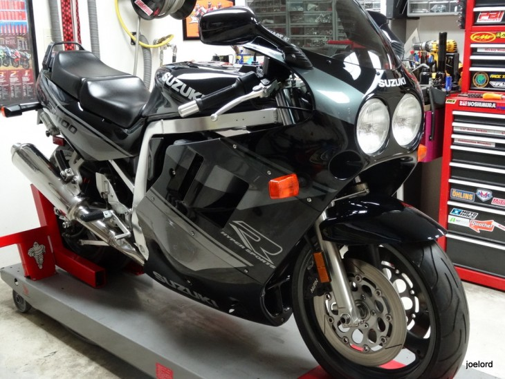 Featured Listing:  1990 Suzuki GSXR-1100 for Sale