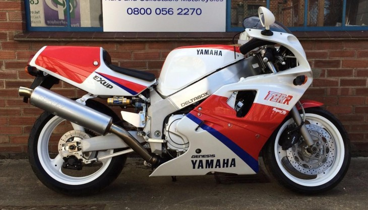 Serious Unobtainum Alert:  </br> Zero miles Yamaha OW01 in the UK