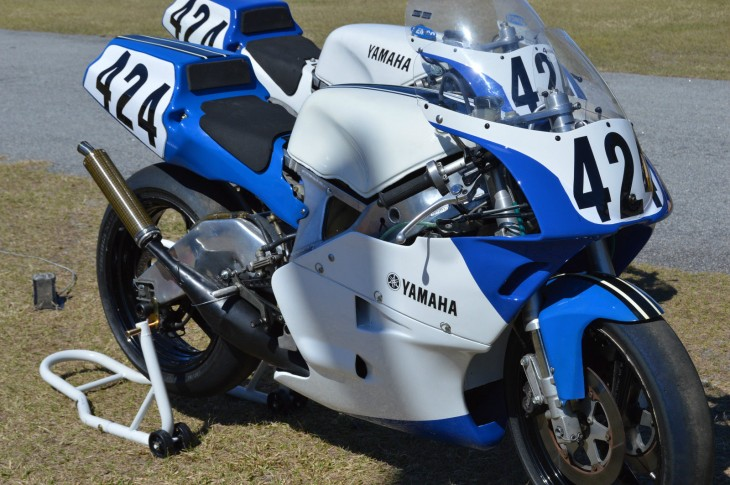 No Titles, No Problem: Pair of Race 1991 Yamaha TZ250Bs for Sale