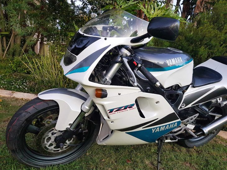 1992 Yamaha TZR250R L Side Front