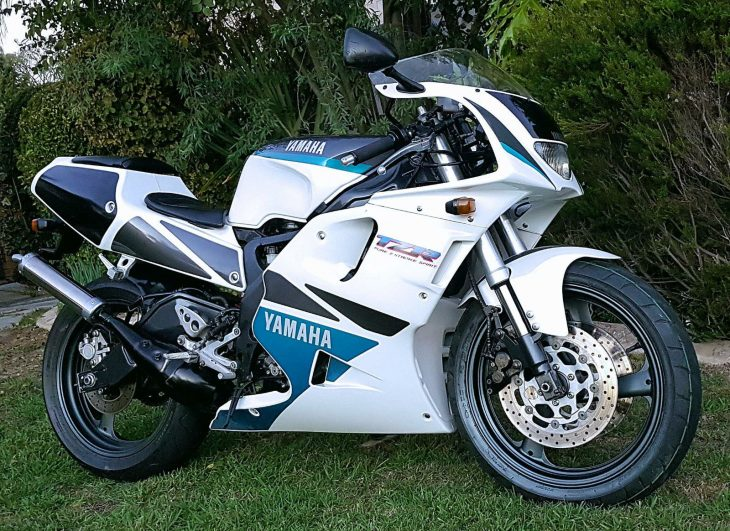 Contraband: 1992 Yamaha TZR250R for Sale