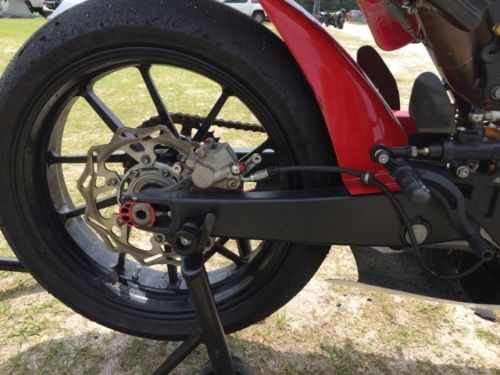 2008 Yamaha YZF450F Rear Wheel