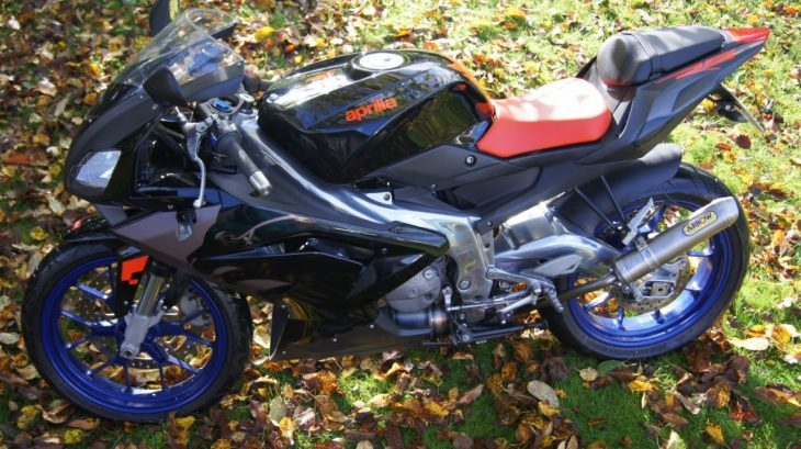 Super Lite – 2006 Aprilia RS125 in Norway