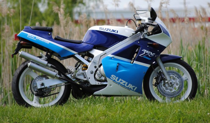 Featured Listing:  1990 Suzuki RGV250 VJ21 Available From SpeedWerks