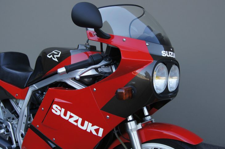 1986 Suzuki GSX-R 750 Limited in Washington