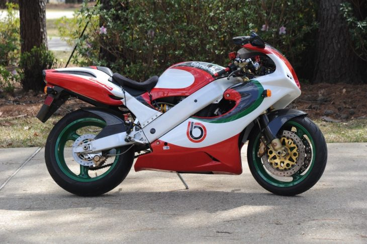 Affordable Exotic: 1995 Bimota SB6 for Sale