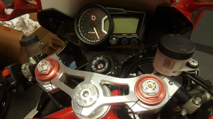 2009 Bimota DB7 Dash