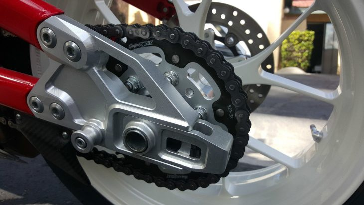 2009 Bimota DB7 Rear Sprocket