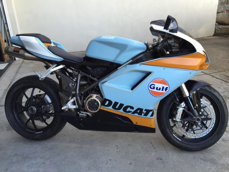 Just in Time for Le Mans – 2007 Ducati 1098