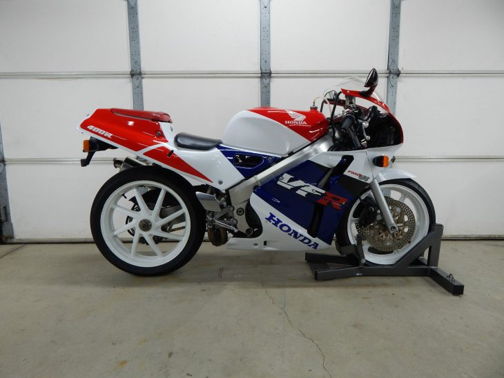 Featured Listing: Very Clean 1990 Honda VFR400R NC30 for Sale