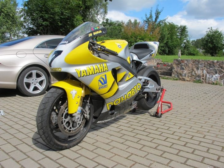 The Real Thing Redux: 1999 Yamaha R7 for Sale