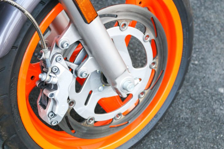 2002 Buell Cyclone Front Wheel