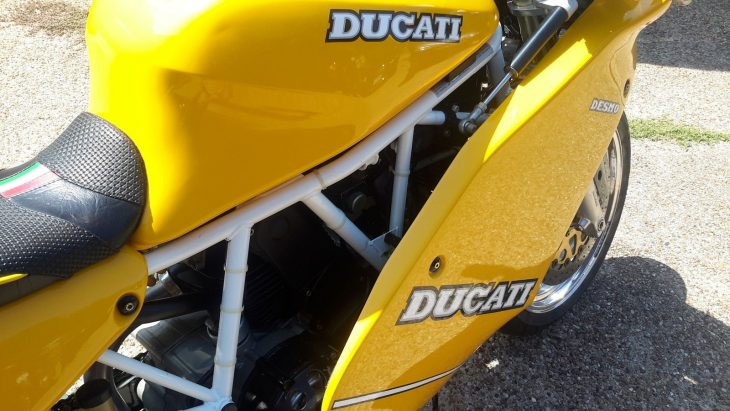 20160712 1993 ducati 900 ss-sl right fairing