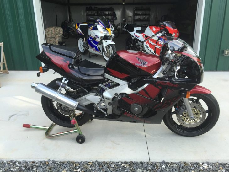 1994 Honda CBR400RR in Georgia!
