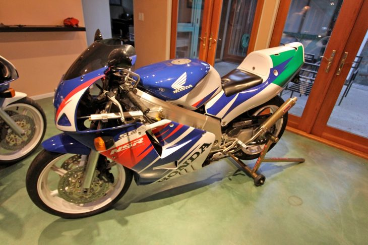 Featured Listing: 1994 Honda NSR250 SE for Sale