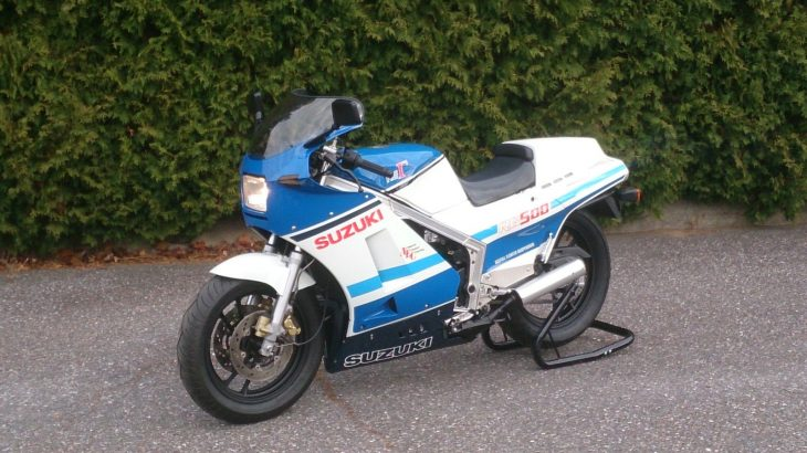 Good As New: 1986 Suzuki RG500Γ for Sale