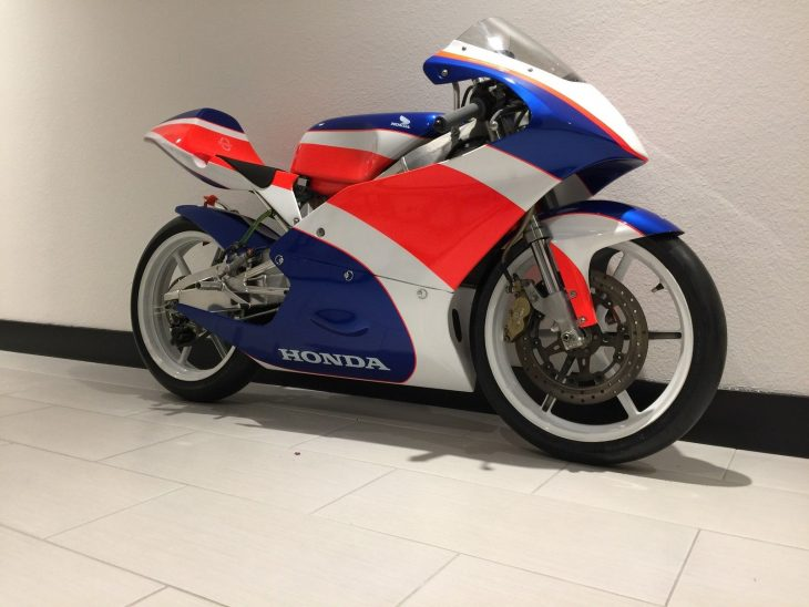 Flyweight Racer Redux: 1996 Honda RS125R for Sale
