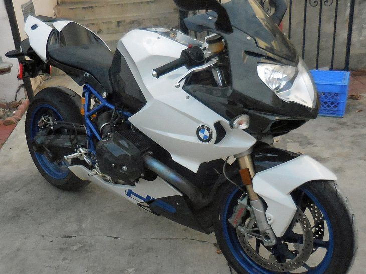Featured Listing: 2008 BMW HP2 for Sale