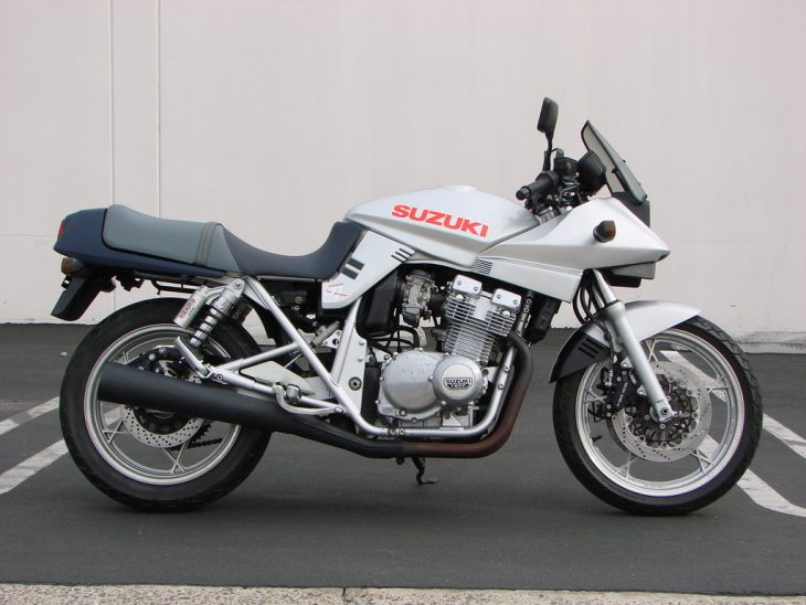 Retro Dream: 1999 Suzuki GSX 400S Katana