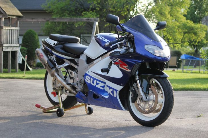 The Beast Below:  2001 Suzuki TL1000R