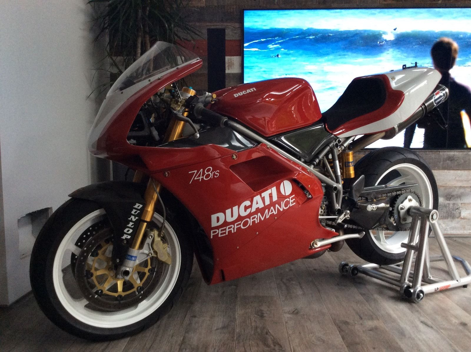 featured listing 2001 ducati 748rs rare sportbikes for sale. Black Bedroom Furniture Sets. Home Design Ideas
