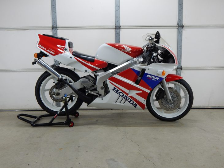 Featured Listing: 1990 Honda NSR250R MC21