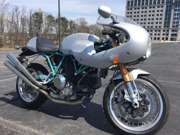Signed and Numbered: 2006 Ducati Paul Smart 1000LE for Sale
