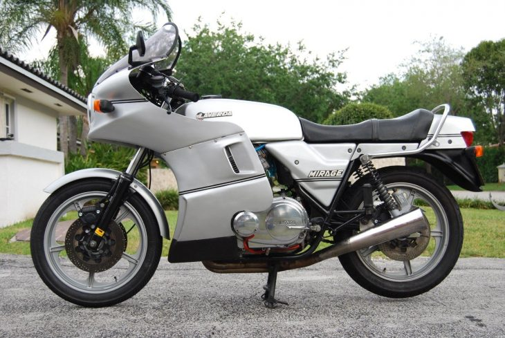 Seeing Things: 1982 Laverda Mirage 1200
