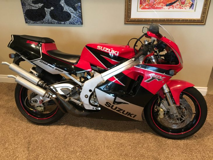 Featured Listing: 1991 Suzuki RGV250 VJ22A for Sale