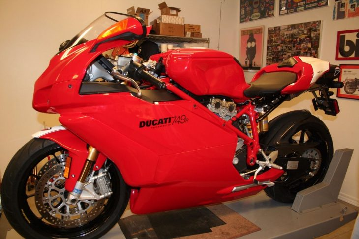 Pick of the Litter – 2005 Ducati 749R #0051