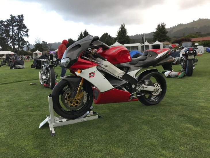 Afterparty – 1999 Bimota SB8R