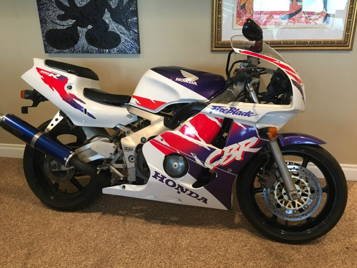 Battle of the 400s!  Honda CBR400RR or Kawasaki ZXR400R