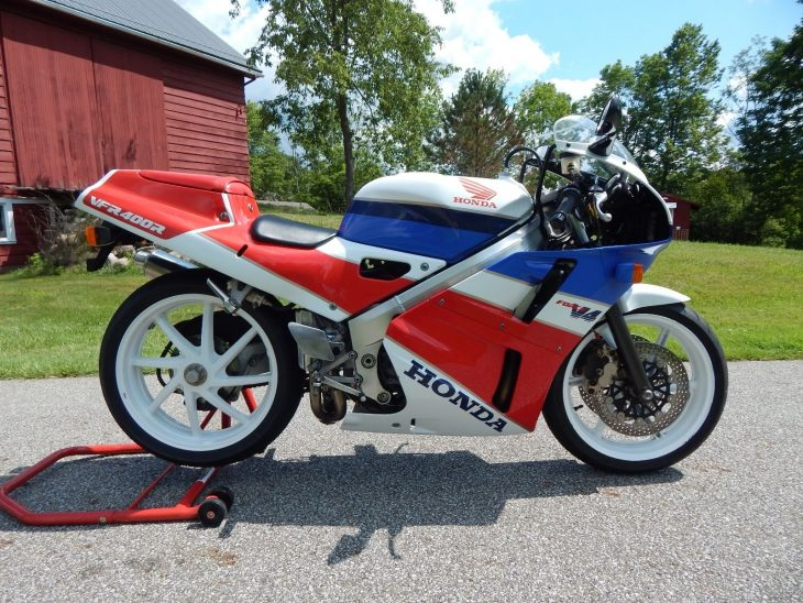 Featured Listing – 1992 Honda VFR400R NC30