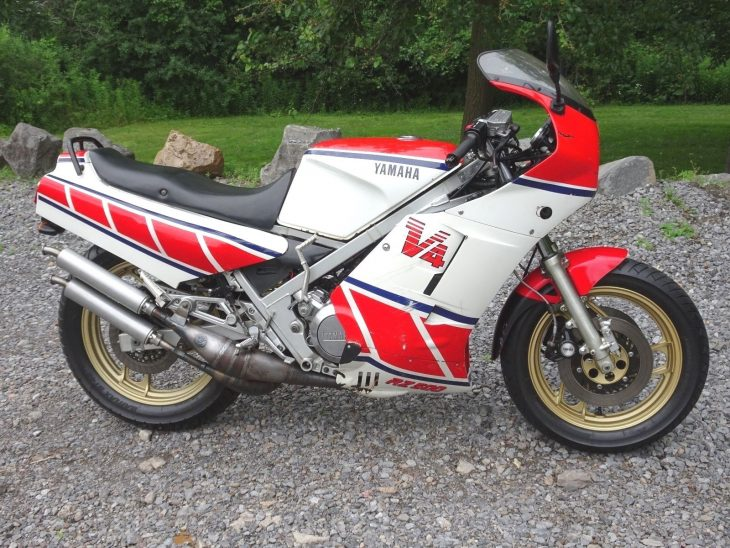 New York State of Mind: 1984 Yamaha RZ500