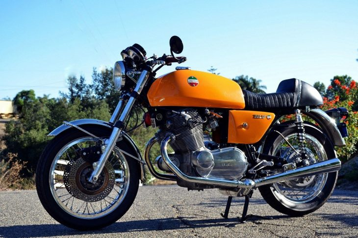 Featured Listing: 1974 Laverda 750 SF2 for Sale