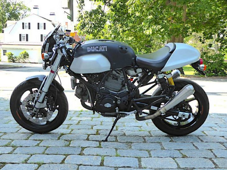 Featured Listing: 2009 Ducati Sport 1000 for Sale