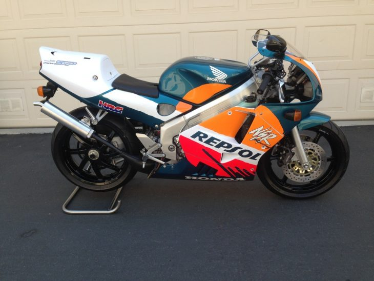 Featured Listing – As New 1996 Honda NSR 250 SP !