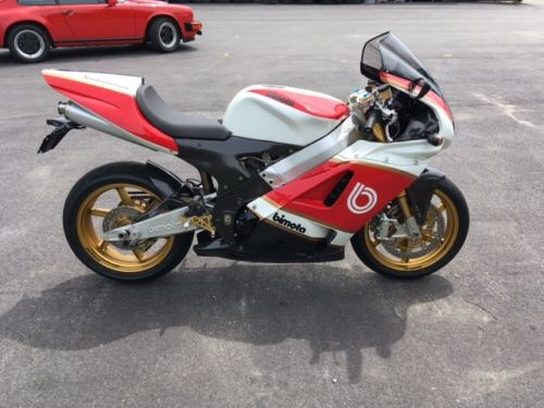 Spec-ial-ity – 2006 Bimota SB8K Santamonica with Under 1,000 miles !