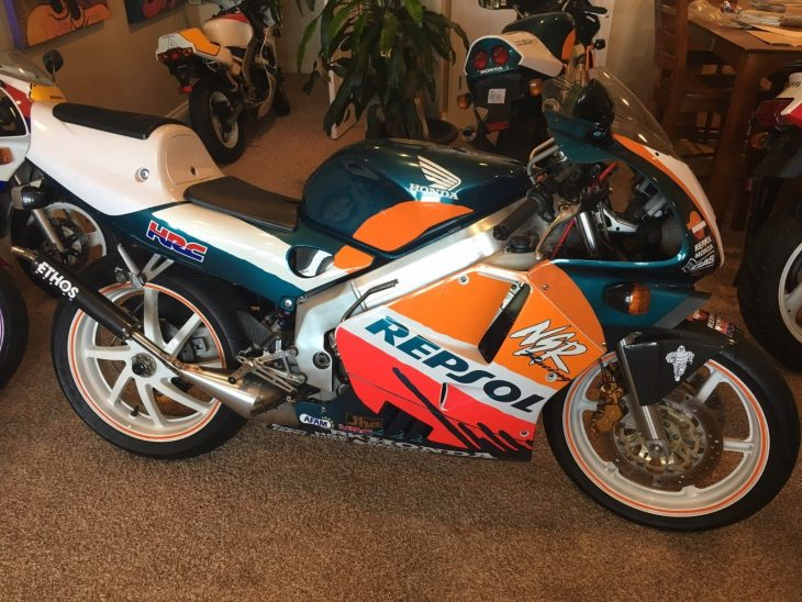 Featured Listing: 1996 Honda NSR250R SE MC28