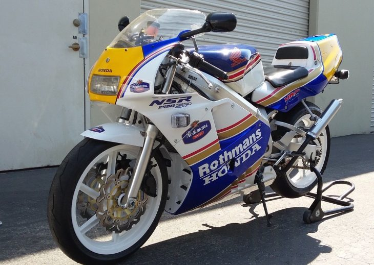 Rothmans Replica: 1993 Honda NSR250R SE for Sale in Cali!