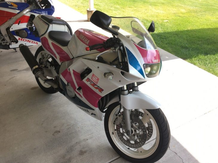 A Little Fizzy: 1993 Yamaha FZR250R for Sale
