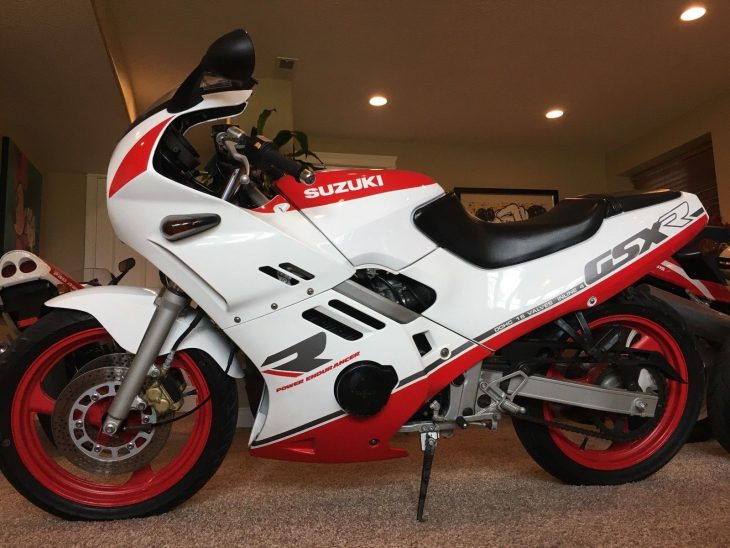 Featured Listing – 1988 Suzuki GSX-R250